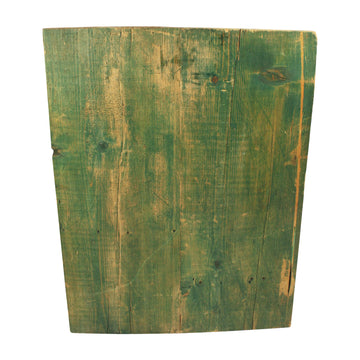Green Wood Surface
