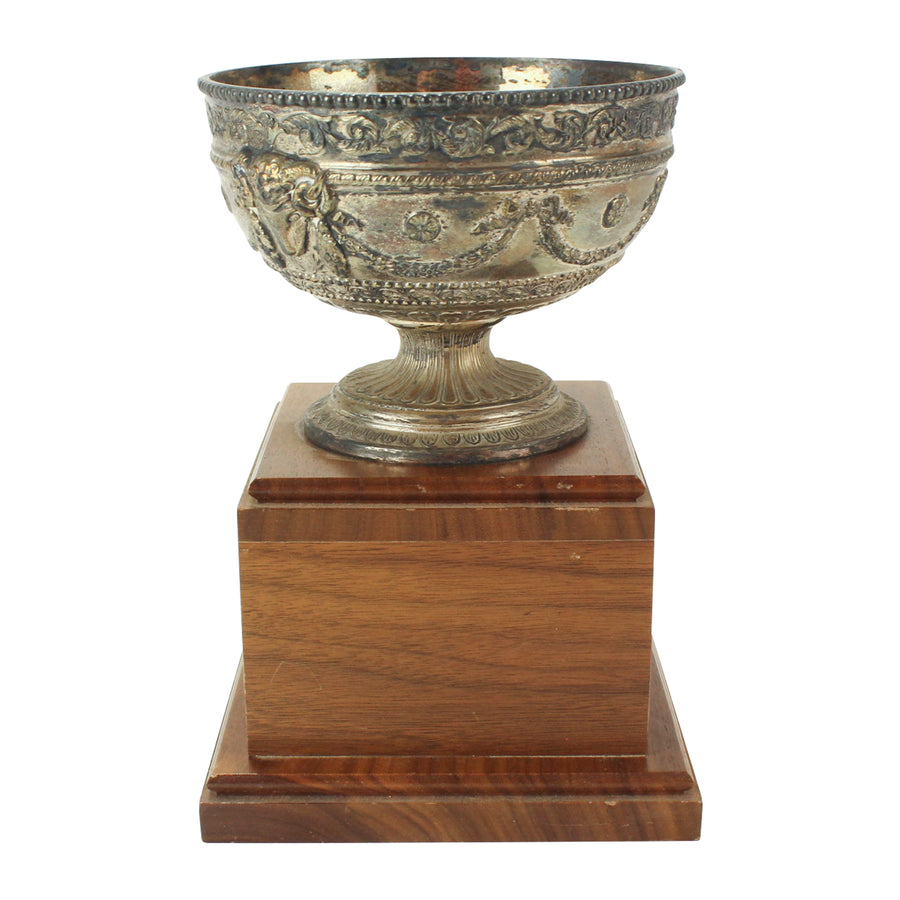Ornate Silver Cup