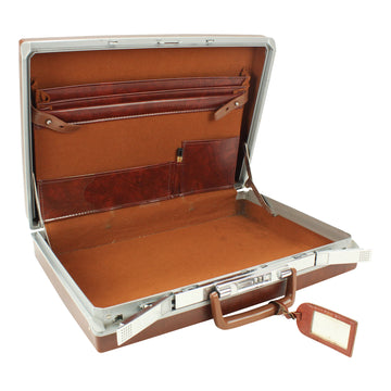 Brown Samsonite Briefcase