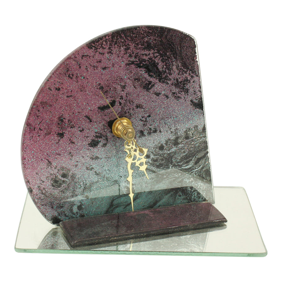 Gemstone clocks