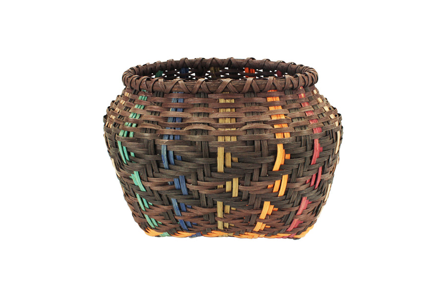 Multi-coloured Basket