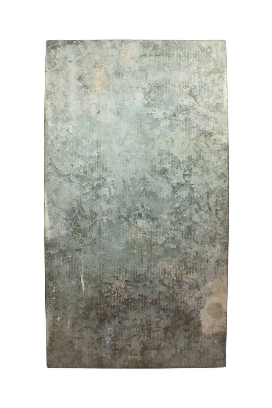 Galvanized Tin Surface