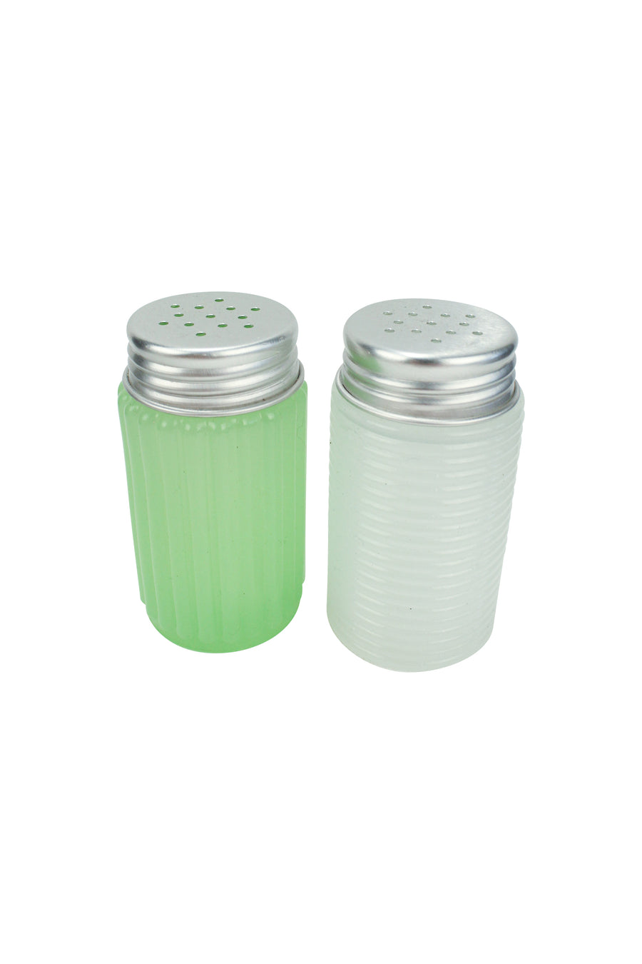 Glass S + P Shakers