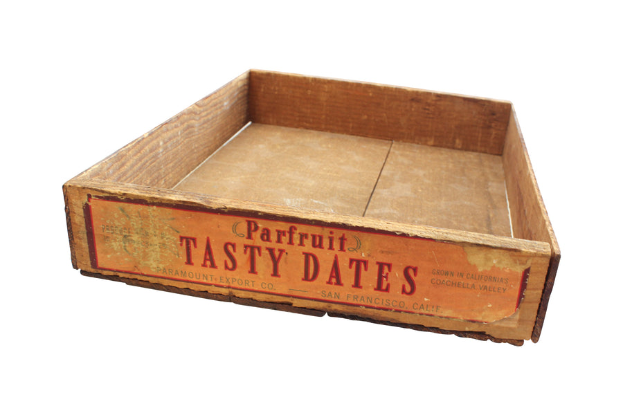 Tasty Dates Crate