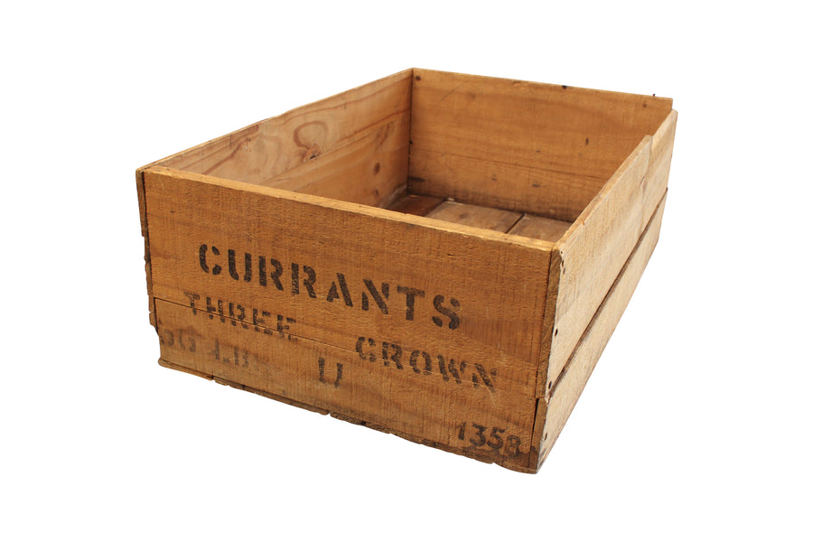 Currants Crate