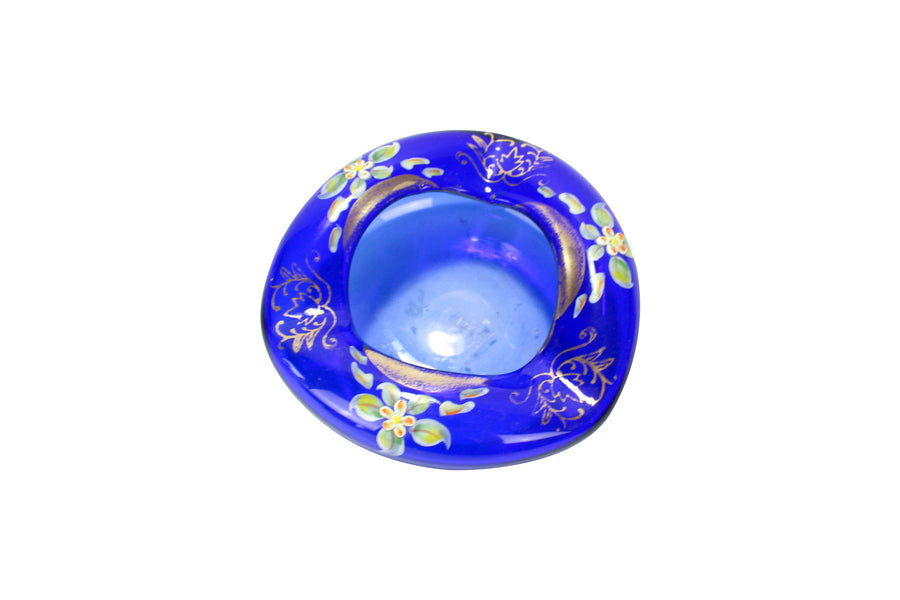 Blue Ashtray