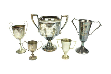 Silver Cup Trophies