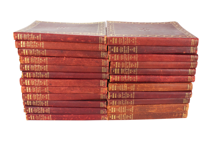 Encyclopedia Britannicas
