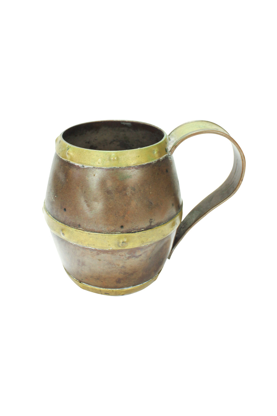 Copper + Brass Mug