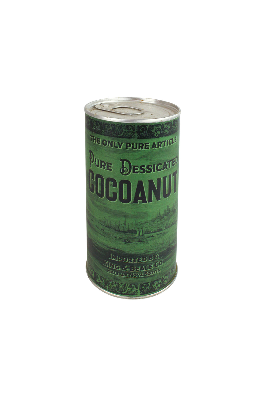 Canned Cocoanut