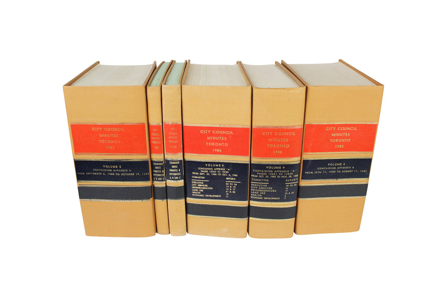 Law Books (Large)