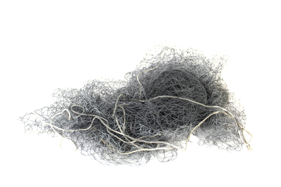 Grey Fishing Net