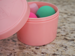 Beauty Sponge Compartment