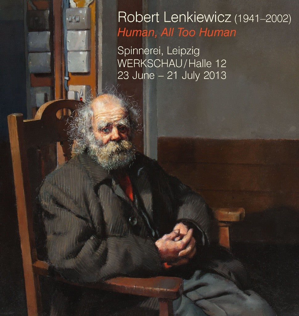 Robert Lenkiewicz (1941-2002): 'Human All Too Human' catalogue