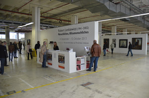 Exhibition at AafAEG, Nuremberg 2013