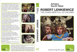"DVD - Robert Lenkiewicz ""The leaves were full of children"""