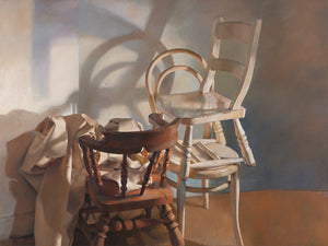 Still-Life (Three Chairs). 1981