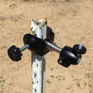 Clamp Mount with Ball Head