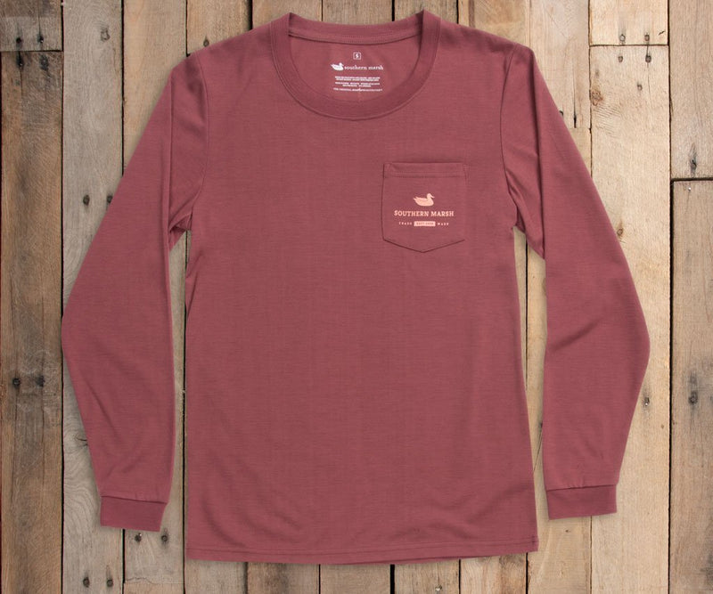FieldTec Comfort Tee - Sunset
