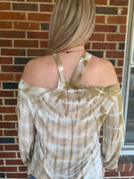 "The ""Charlotte"" Criss-Cross Top"