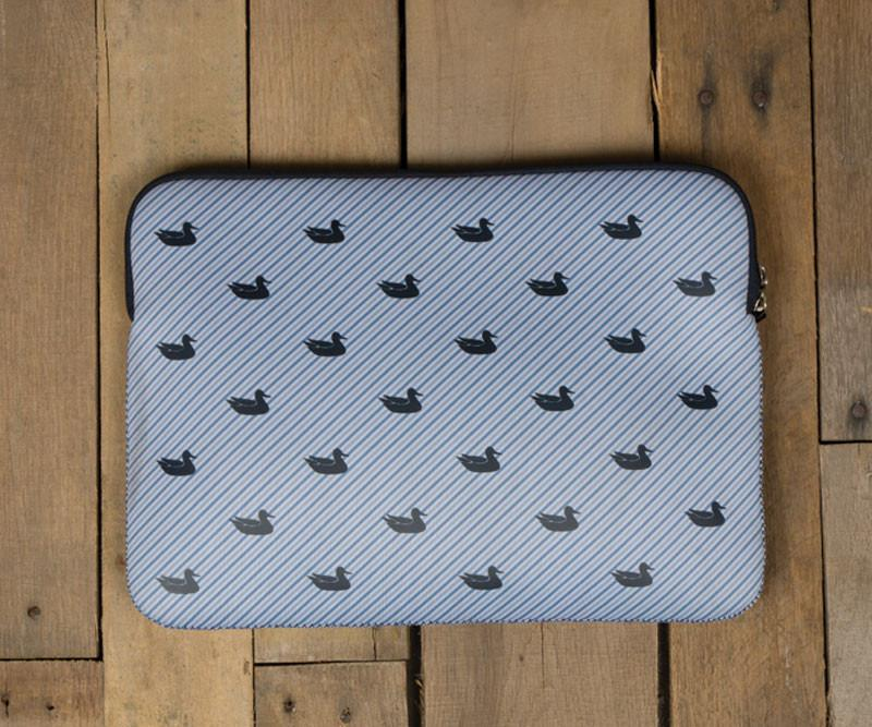 Southern Marsh Laptop Case