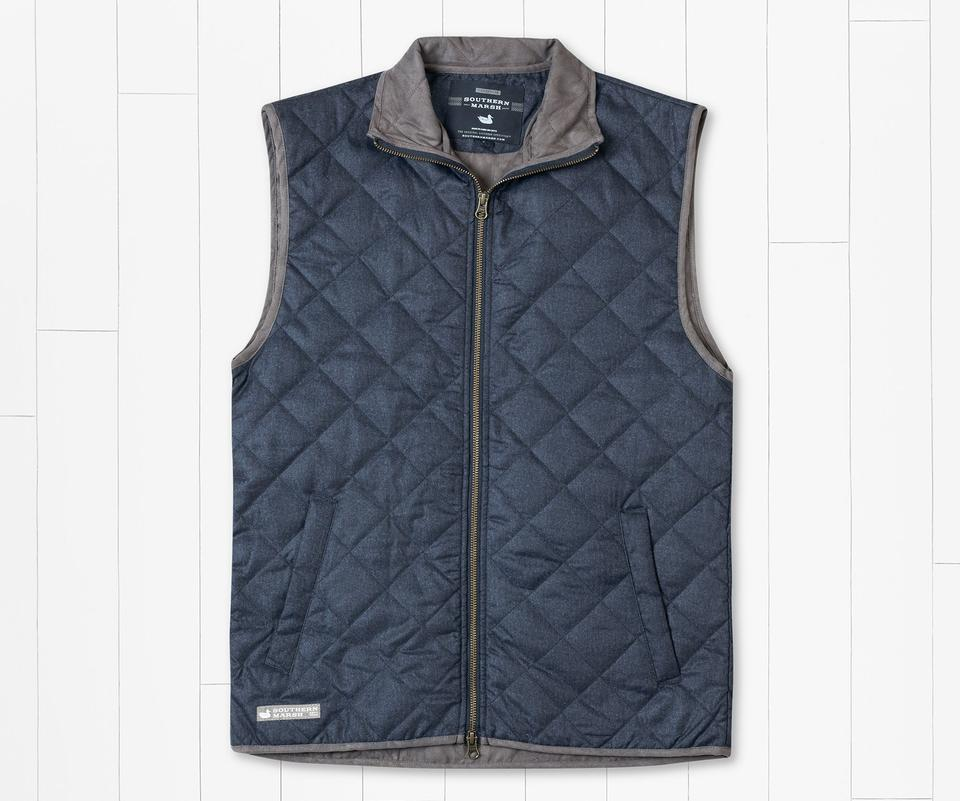 Newton Quilted Vest