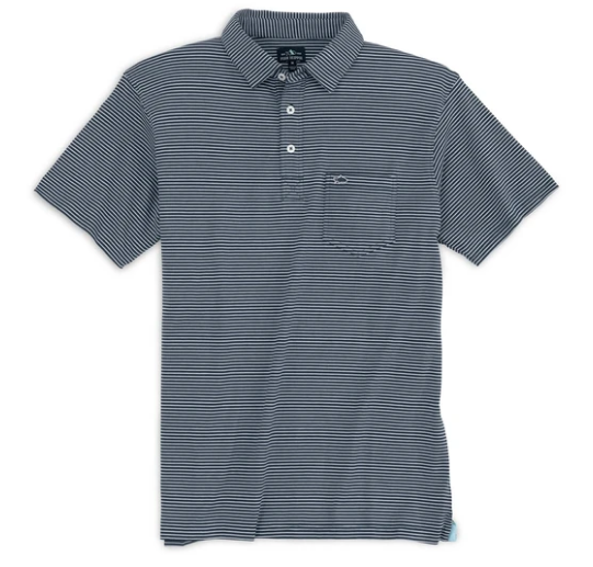 Shelbine Stripe Polo