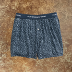 Shell Printed Performance Boxers