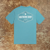Topo Trademark Badge - Short Sleeve Tee