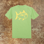 Youth Outline Skipjack - Short Sleeve Tee