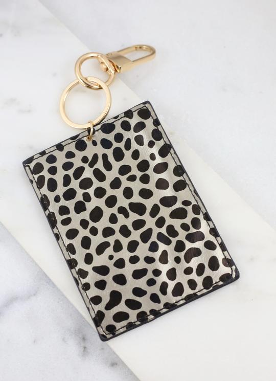 Corie Card Holder Keychain