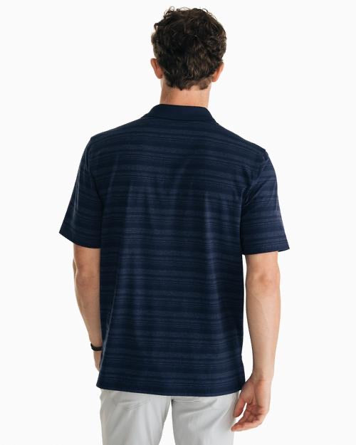 Southern Tide Stripe Polo