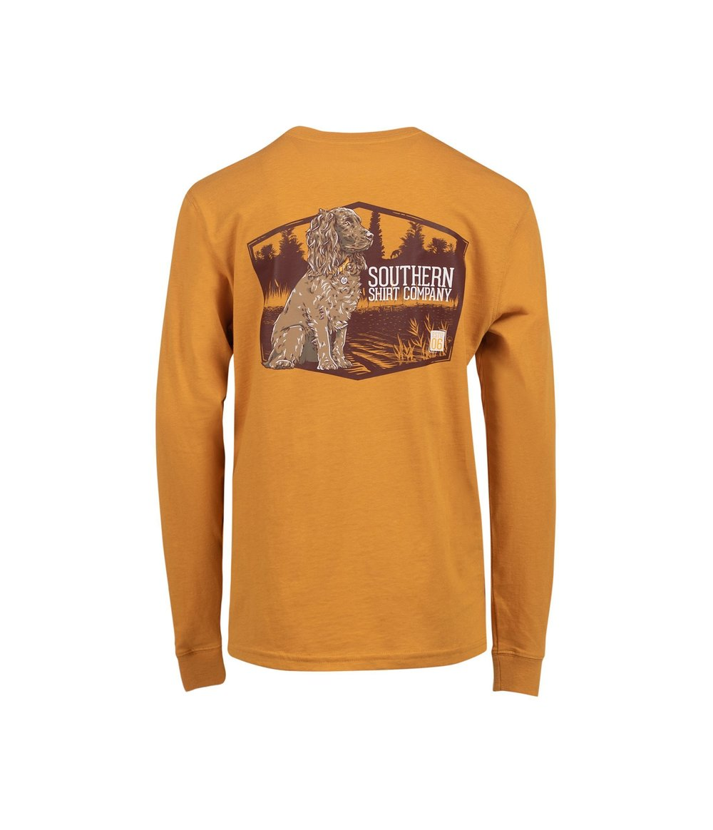 Boy's Boykin Spaniel - Long Sleeve