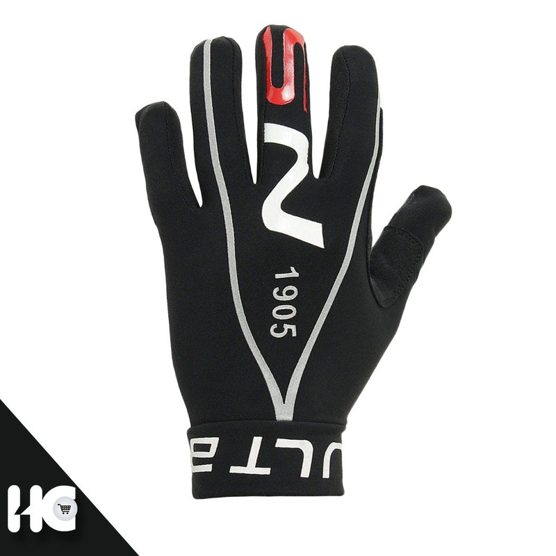 Long Touch Synthetic Leather Gloves - HugeCARE Srl