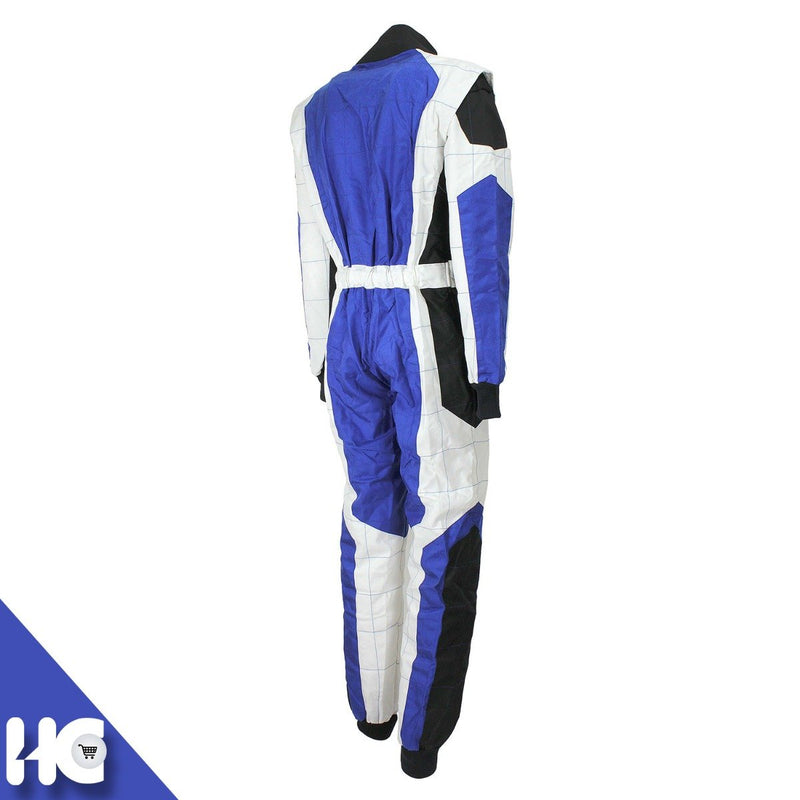 Karting Suit For Kart Racing With Cordura Outer Material - HugeCARE Srl