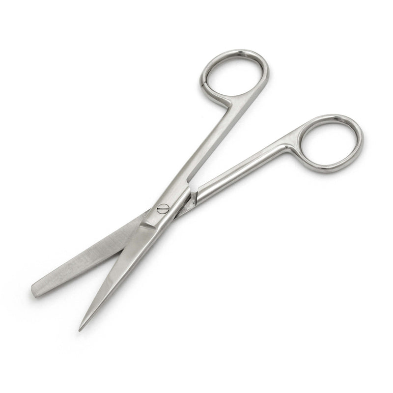 Body Piercing Inclined  Bandage Scissors Ends 5,75' - HugeCARE Srl