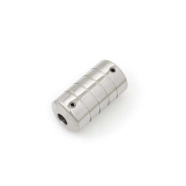 Tattoo Cartridge Grip Cylindrical Shape With Thin Grooves 25 Mm - HugeCARE Srl