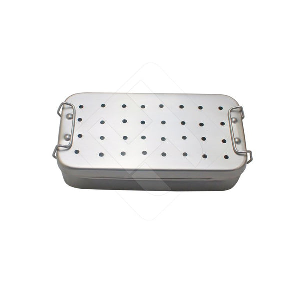 Professional Instrument Box Tray Sterlization With Polished Finish - HugeCARE Srl