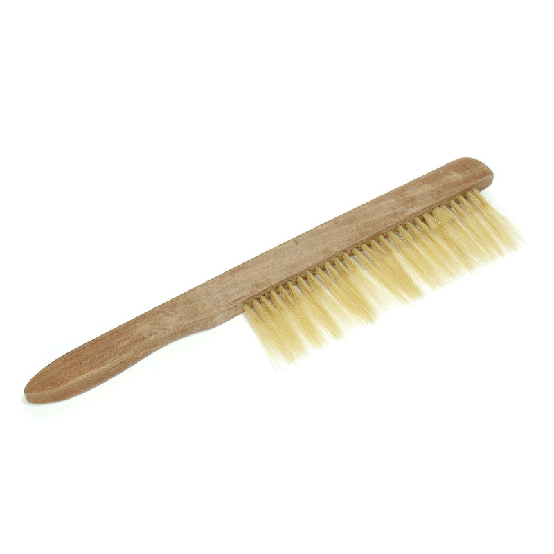 Bee Brush Wooden Handle Soft Hair - HugeCARE Srl