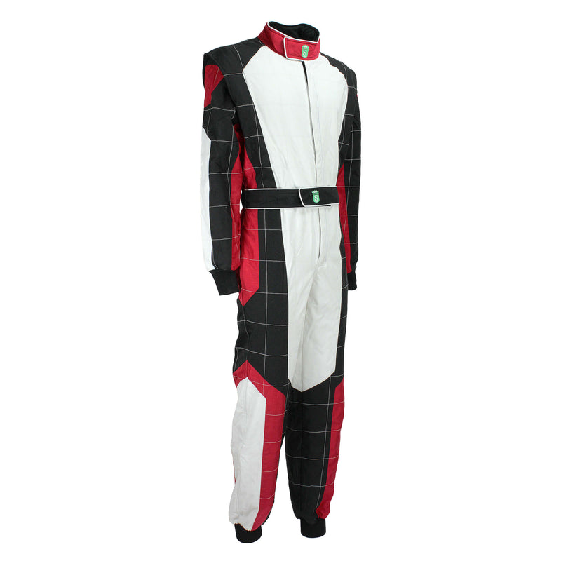 High-Quality Kart Racing Suit - HugeCARE Srl