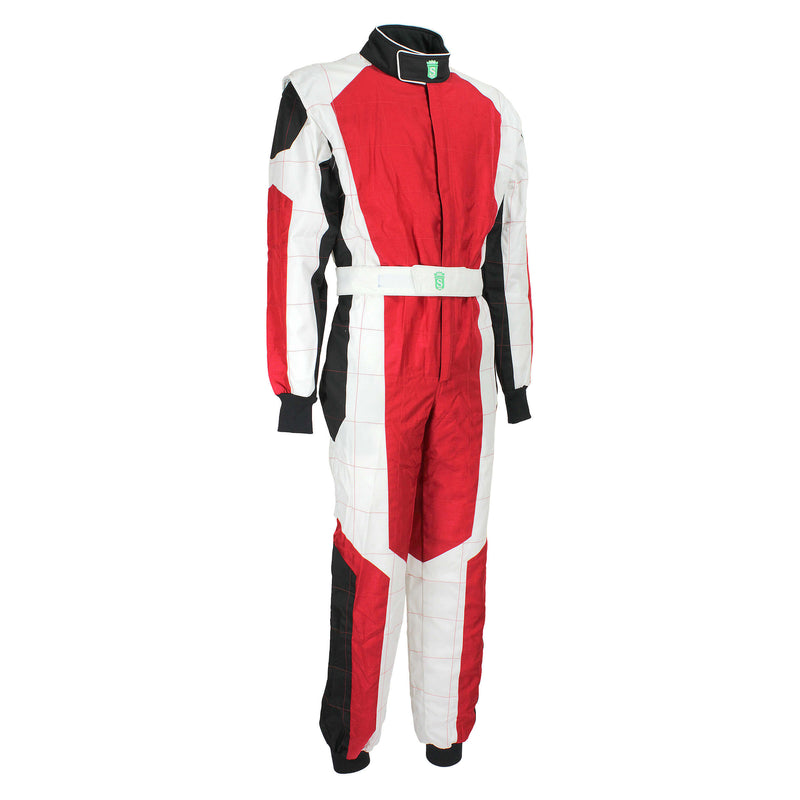 Premium Karting Suit for Kart Racing With Condura Outer Material - HugeCARE Srl