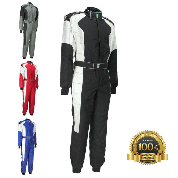 High Quality Suits Motorsport Kart Racing Suit - HugeCARE Srl