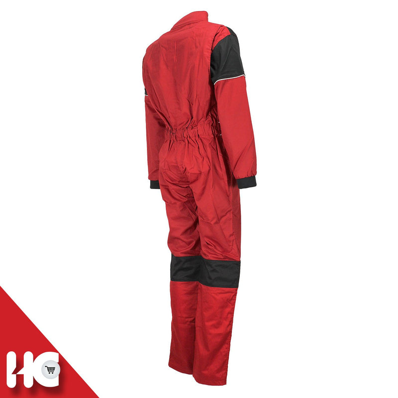 Professional Kart Racing Mechanic Suit - HugeCARE Srl