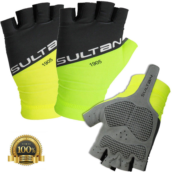Long Cycling Gloves - HugeCARE Srl