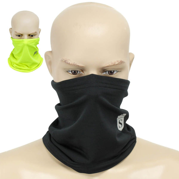 Roubaix Neck Warmer with Stopper for Cold Weather - HugeCARE Srl