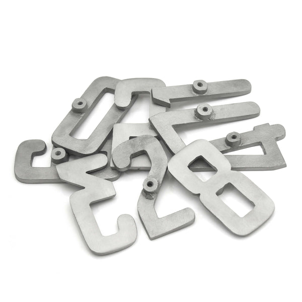 Sheep Branding Iron Set - HugeCARE Srl