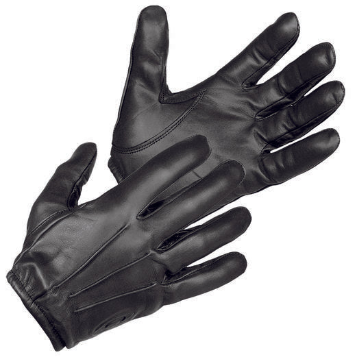 Leather Glove Cut-Resistant Kevlar Police - HugeCARE Srl