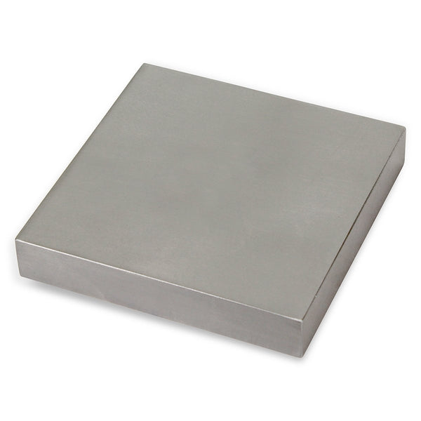 Carbon Steel Bench Block Size 4X4 - HugeCARE Srl