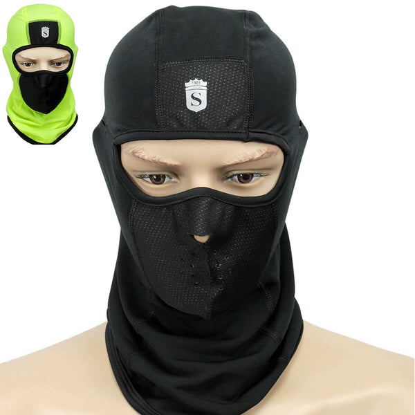 Balaclava Roubaix Face Mask Polarface with Airholes - HugeCARE Srl