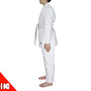 High-Quality Karategi Cotton Canvas Karate Outfit 400/410G - HugeCARE Srl